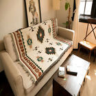 Cotton Sofa Bed Soft Blanket Fleece Throw Cover Chair Bed Mat Pad 130 * 160cm