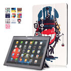 PU Leather Magnet Stand Flip Smart Case Cover  For Lenovo Tab 2 3 10 Plus Tablet