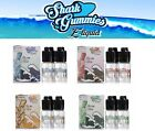 Shark Gummies Vape Juice E-Liquid By Tailored Vapours 4 X 10ml