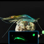 Hot Sale Lifelike Artificial Hot Products Fishing Lure Luminescent Shrimp