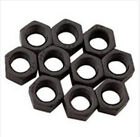 38 PIECES  M10-1.50    HEX NUTS CLASS 8 STEEL BLACK OXIDE