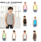 bella canvas youth jersey unisex tank top