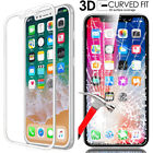 For iPhone X 6S 7 8 Plus S8 Case Shock Proof Ultra Hybrid Clear Heavy Duty Cover