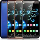 "Smartphone 6"" Touch Unlocked Android 7.0 Quad Core Dual Sim 3g For Mobile Phone"