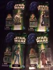 Star Wars Action Figures Assorted Characters w/ COMMTECH CHIP NEW MOC $5.0 USD