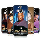OFFICIAL STAR TREK ICONIC CHARACTERS DS9 HARD BACK CASE FOR HTC PHONES 2