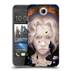 OFFICIAL DANIEL CONWAY SURREAL PORTRAITS HARD BACK CASE FOR HTC PHONES 3
