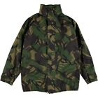 British Army Goretex Nato Stock Liner Jacket Green Woodland DPM Camo