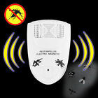 Safe Ultrasonic Electronic Indoor Anti Mosquito Rat Pest Bug Control Repeller