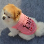 Pet Clothes T-Shirt Cat Small Dog Puppy Clothes Poodle Bulldog Costumes Apparel