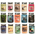 Village Candle Large Jar 26oz Double Wick Variety - Up to 170 Hours Burn Time