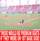 SAN DIEGO PADRES @ CINCINNATI REDS TICKETS 09/07 *TOP 1500 SEATS! *FIREWORKS! on Ebay
