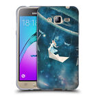 OFFICIAL PAULA BELLE FLORES SURREAL SPACE SOFT GEL CASE FOR SAMSUNG PHONES 3