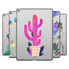 HEAD CASE DESIGNS WATERCOLOUR CACTUS HARD BACK CASE FOR APPLE iPAD