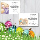 Easter Thank you Cards x 10 (W62A - W62F) Boy or Girl - Forever Friends