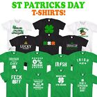 St Patricks Day T-Shirts Mens T Shirt Irish Paddys Funny Design Ireland Beer