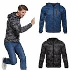 1Pcs Men's Leisure Cardigan Zipper Sweatshirts Tops Jacket Fashion Hooded Coat