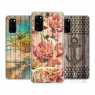 HEAD CASE DESIGNS MIX WOOD PRINTS SOFT GEL CASE FOR SAMSUNG PHONES 1
