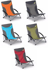 Kampa Sandy Low Chair Camping Beach Festival Lightweight with Carry Bag