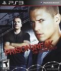 PRISON BREAK: THE CONSPIRACY - SONY PLAYSTATION 3 PS3 GAME COMPLETE