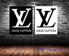 Louis Vuitton Logo,2 PC HD Print on Canvas Painting Home Decoration Wall Art
