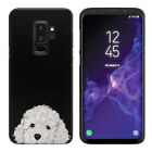 """For Samsung Galaxy S9 Plus 6.2"""" Dog Design Hard Back Case Cover"""