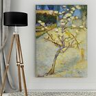 blossoming pear tree - Vincent Van Gogh 'Blossoming Pear Tree' Wrapped Canvas Art