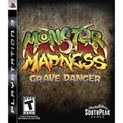 monster games ps3 - MONSTER MADNESS: GRAVE DANGER - SONY PLAYSTATION 3 PS3 GAME COMPLETE