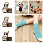 5Pairs Lot Women Fashion Soft Cotton Socks Casual Cartoon Animal Socks One Size