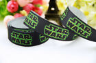 """CLEARANCE..........SPECIAL PRICE.........STAR WARS #2 - GROSGRAIN RIBBON 25mm/1"""" $1.75 AUD on eBay"""