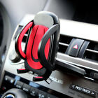 Cell phone mount GPS holder dock clip cradle stand car dash cd player slot