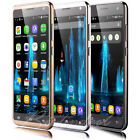 Unlocked 5.5 Inch Cell Phone Android Quad Core Dual SIM 3G GSM Smartphone USA
