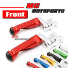 CNC MPRO 25mm Riser Front Foot Pegs For Buell XB9R Firebolts XB12S M2 Cyclone