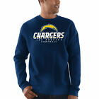 Los Angeles Chargers Majestic Critical Victory Sweatshirt - Navy $49.99 USD on eBay
