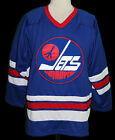 BOBBY HULL WINNIPEG WHA RETRO HOCKEY JERSEY SEWN NEW ANY SIZE
