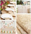 "60""x102""Silver Sequin Tablecloth Silver Glitter Tablecloth for Wedding RECTANGLE"