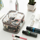 Waterproof Cosmetic Makeup Toiletry Clear PVC Travel Wash Bag Holder Pouch Kit