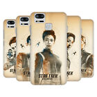 OFFICIAL STAR TREK DISCOVERY GRUNGE CHARACTERS BACK CASE FOR ASUS ZENFONE PHONES