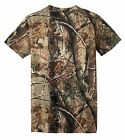 Russell Mens Camo T-Shirt Realtree Xtra, Max 5, AP Cotton Hunting S-XL 2X 3X NEWOther Hunting Clothing & Accs - 159036