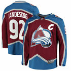 Gabriel Landeskog Colorado Avalanche Fanatics Branded Breakaway Player Jersey