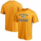 Nashville Predators Victory Arch T-Shirt - Gold on eBay