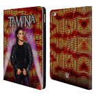 OFFICIAL WWE TAMINA LEATHER BOOK WALLET CASE COVER FOR APPLE iPAD