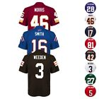 NFL Mid Tier Licensed Team Player Official Home Away Alt Jersey Boys Size (4-7) $7.49 USD on eBay