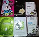 face brightening mask - Korean Face Sheet Mask-Tonymoly The Face Shop Peach Tea Tree Aloe Brightening-US