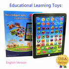 Baby - New Kids Children TABLET PAD Educational Learning Toys Gift For Boys Girls Baby