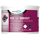 BOND IT 7.5kg FIX N GROUT Tile Adhesive  internal use ideal for showers D2