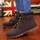 Winter Cashmere Snow Boots Men's Shoes Shoes Men's Casual Shoes Warm Martin Boot