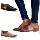 Casual New Women Loafers Moccasin Sexy Pointy Toe Casual Glafiator Slip ON Shoes