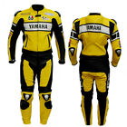 YELLOW MOTORBIKE LEATHER SUIT MOTO GP RACING MOTORCYCLE LEATHER JACKET TROUSER