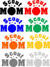 Boy/Girl Scout Mom Version 2 Exterior Window Car Decal Different sizes and Color